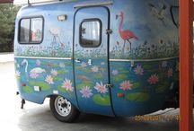 Fab Vintage Caravans