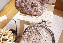 Monederos Crochet / Monederos Crochet