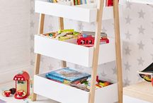 Dětský pokojíček, nábytek