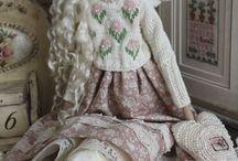 Текстильные куколки 3