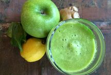 Smoothies and blender recipes