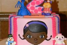 Birthday cake ideas :)