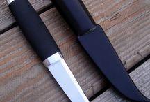 Puukko & Leuku & knives