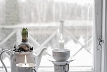 Winter Inspiration and Home Decor / Winter Inspiration and Home Decor