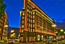 HDR Aufnahmen / Aufnahmen von Gebäude aus Hamburg in HDR