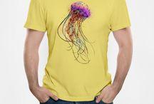 Men T- Shirts by Funkylicious / Digitally printed men t-shirts collection by www.funkylicious.com