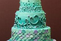Cakes / by Kayla Clark