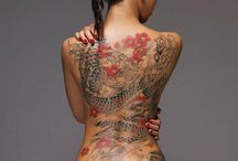 Japans tattoo