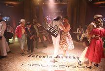 Serata danzante per bulli, pupe e marinai / Collezione Piquadro + Antonio Marras. / by Antonio Marras