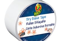 Duck Brand Crafting Tapes / Adds style, texture and fun to any project / by Duck Brand