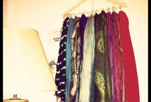 Accessory Organizing Products / Cool ideas to help you keep scarves, belts, handbags, and all those other necessities of life in order!