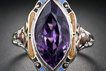 Amethyst Jewelry / by marjorie mc caulay