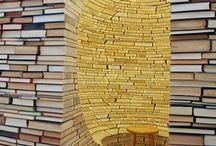 Livros e Bibliotecas / Books and Library