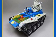 Lego Space