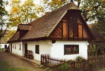 vidéki házak