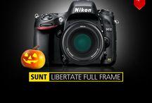 Promotii Nikon