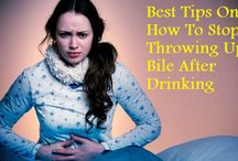 15 Best Tips On How To Stop Throwing Up Bile Drink After Vomiting