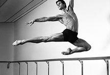 Балет. Roberto Bolle
