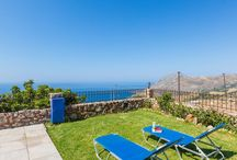 Villa Julie / Villa Julie is an amazing two floor villa featuring 2 bedrooms, two bathrooms, a private swimming pool, lawn covered garden and BBQ facilities! The unobstructed sea views and views of Plakias area, will definitely make you fell total relaxation!