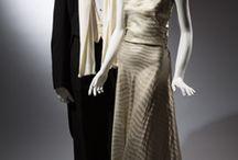 Vintage Fashion Glitter / Glitter and Fashion through 1920s forward