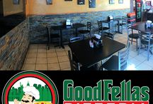 Our Restaurant / Goodfellas Pizzeria has a great NY-style dining for your fast-casual experience. Stop in today and enjoy the atmosphere.