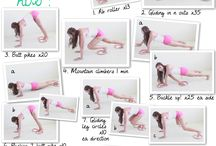 Workout and health / Pics for inspire you to have a healthy lifestyle