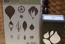 Stampin'UP Build a Blossom