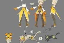 Dragon nest / Character Design
