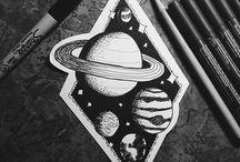 Space Drawing