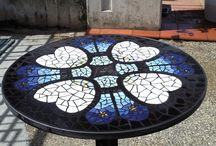 Our Mosaic table