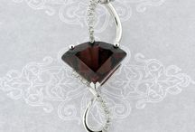 January Birthstone Jewelry / Garnet is the birthstone for January and the perfect gift for any January birthday!
