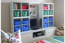 Playroom ideas / by Hope MacDermant