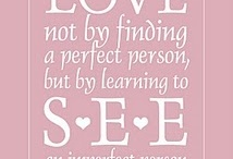quotes/sayings / by Julie Barney