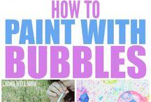 Kinder - Bubbles