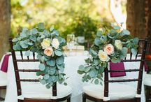 Weeding Sweetheart Chairs Decor