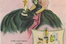 vintage Parfums.