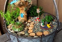 Fairies/Fairy Homes