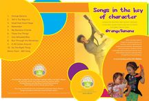 Glenn Marais presents Songs in the Key of Character / An incredible music and art resource for grades K-5 that teachers Character through 10 fun and energetic songs composed by Juno Nominated songwriter, Glenn Marais in partnership with renowned arts consultant Heather Miller who designed and tested all of the art activities. For purchase information contact Glenn at: musicinmind@rogers.com