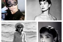 Audrey Hepburn / by Sophie Roberts