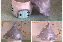 Handmade polymer clay