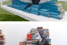 Libros en el arte