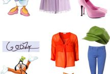 Disney-Outfits