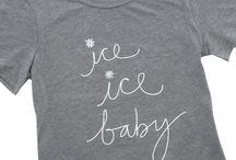 Graphic T shirts my closet needs...