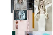 Fashion Design Layout Examples