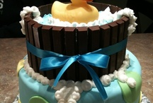 Baby Shower Cakes and Ideas
