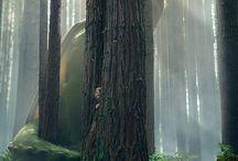 Peter & Elliot le Dragon