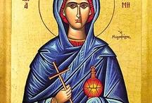 St. Salome myrra bärerskan