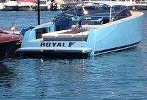 Bil båt mc