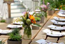 Wedding: Reception Ideas