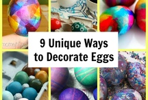 diy eggs